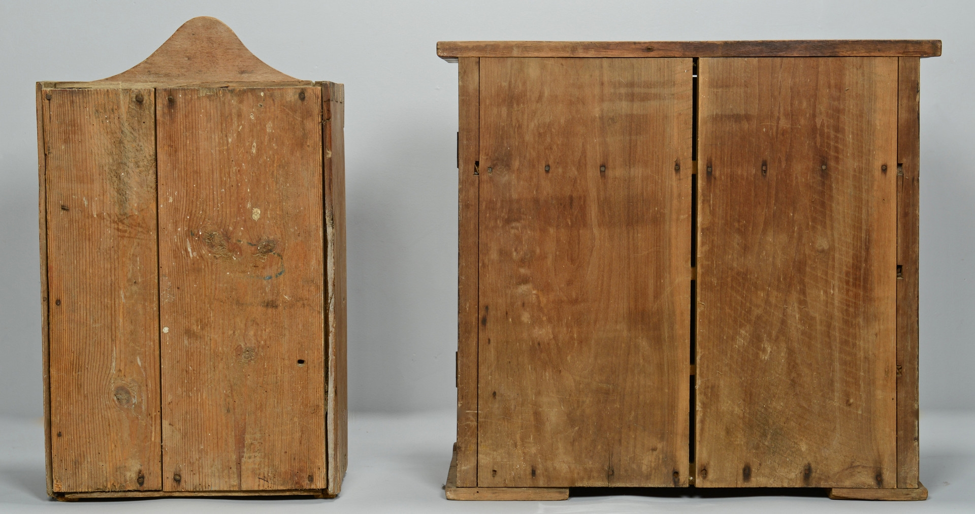 Lot 298: Southern Walnut Cabinets, Tennessee