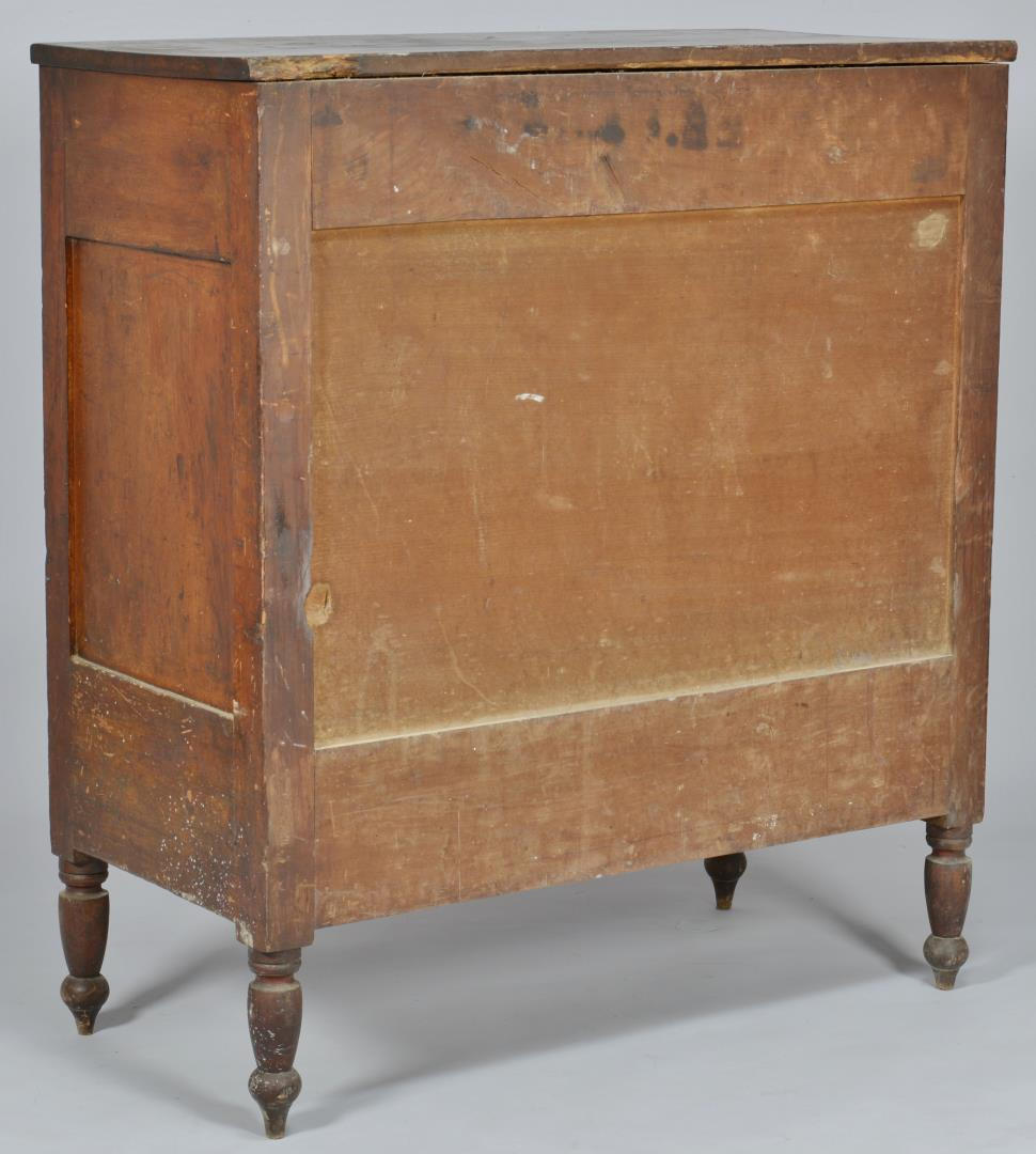 Lot 305: Middle TN Cherry Chest of Drawers