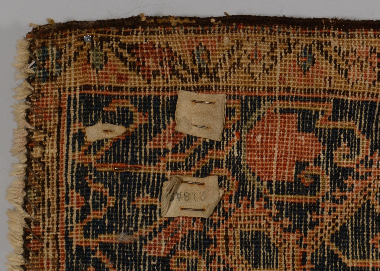 Lot 312: Antique Farahan Sarouk rug