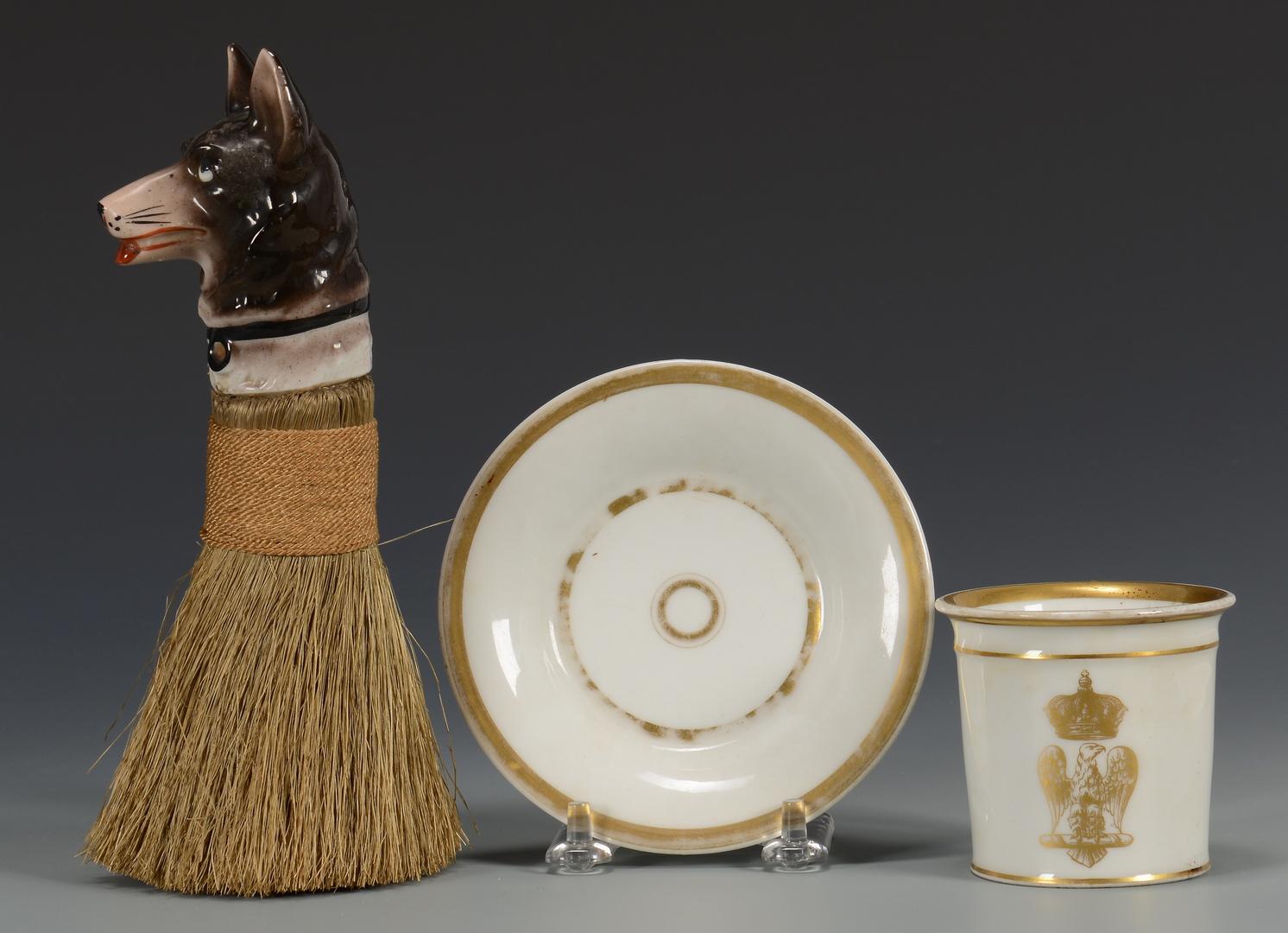Lot 338: 6 Pcs European Ceramics