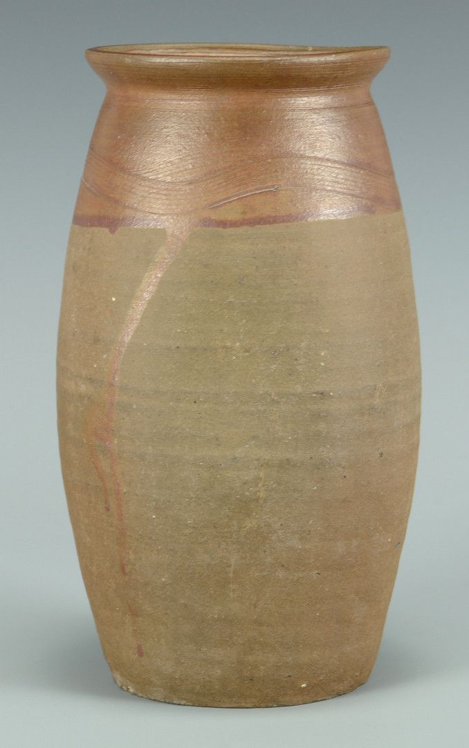 Lot 359: Middle TN Sine Wave rundlet & jar