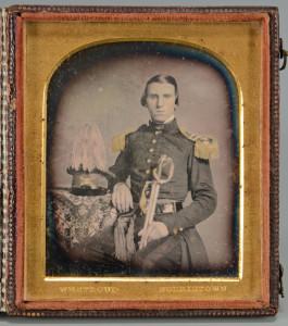 Lot 372: Pre-Civil War PA Officer Dag