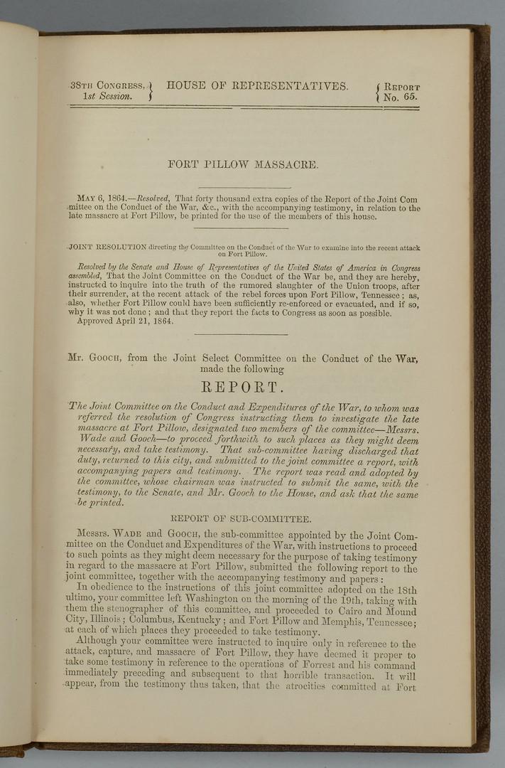 Lot 377: 7 Civil War Books