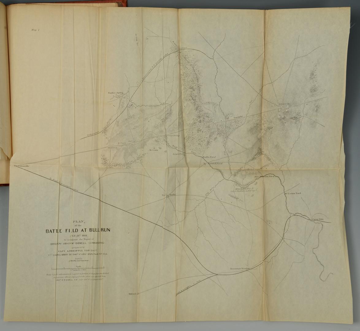 Lot 378: 3 Civil War Books: Bull Run & Beauregard