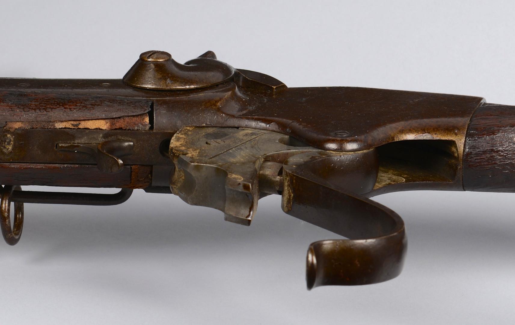 Lot 394: Spencer Model 1860 Carbine