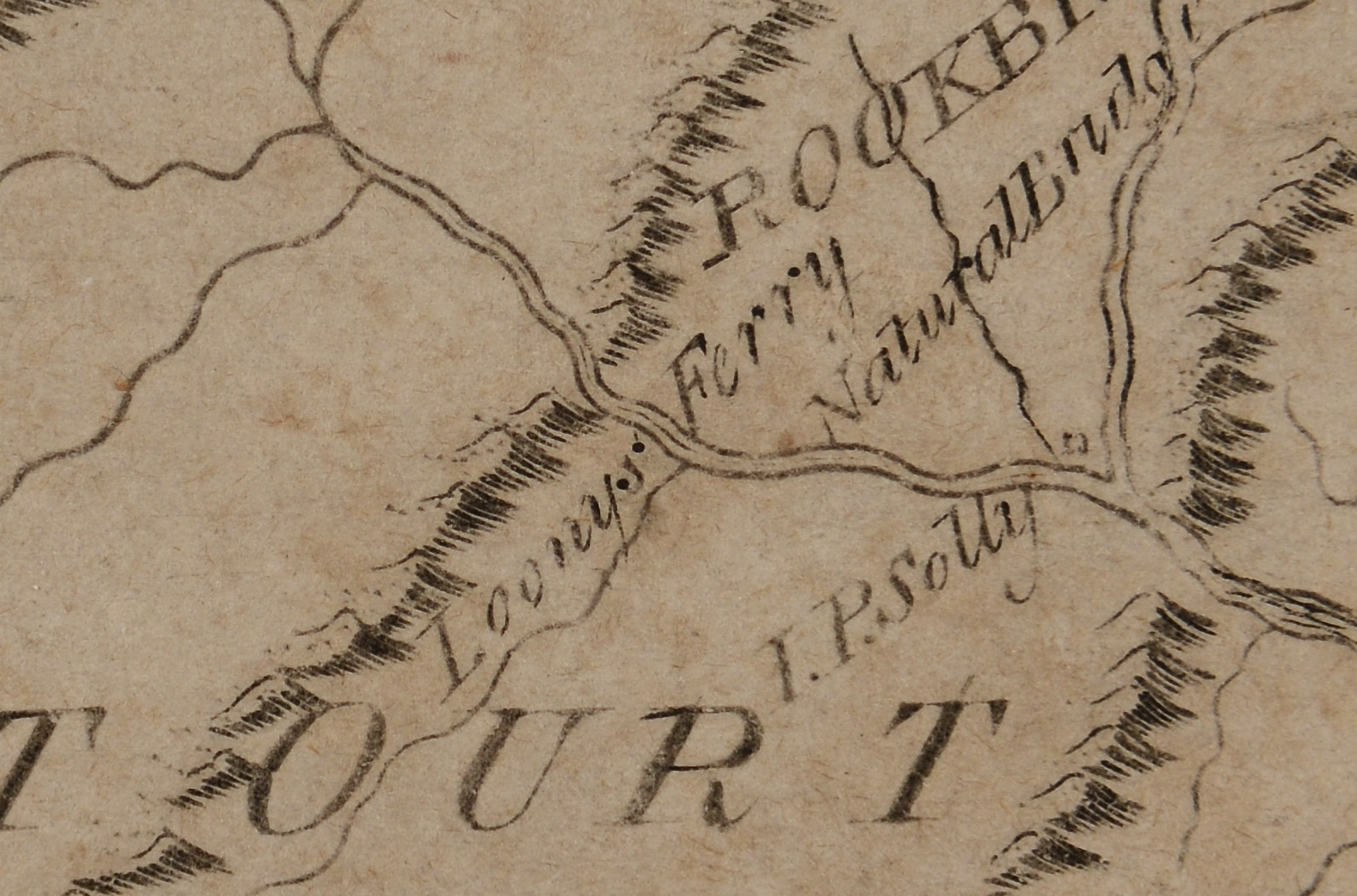 Lot 402: 1809 Map of Virginia, Samuel Lewis
