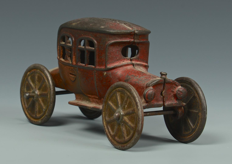 Lot 456: Vintage Cast Iron Toys