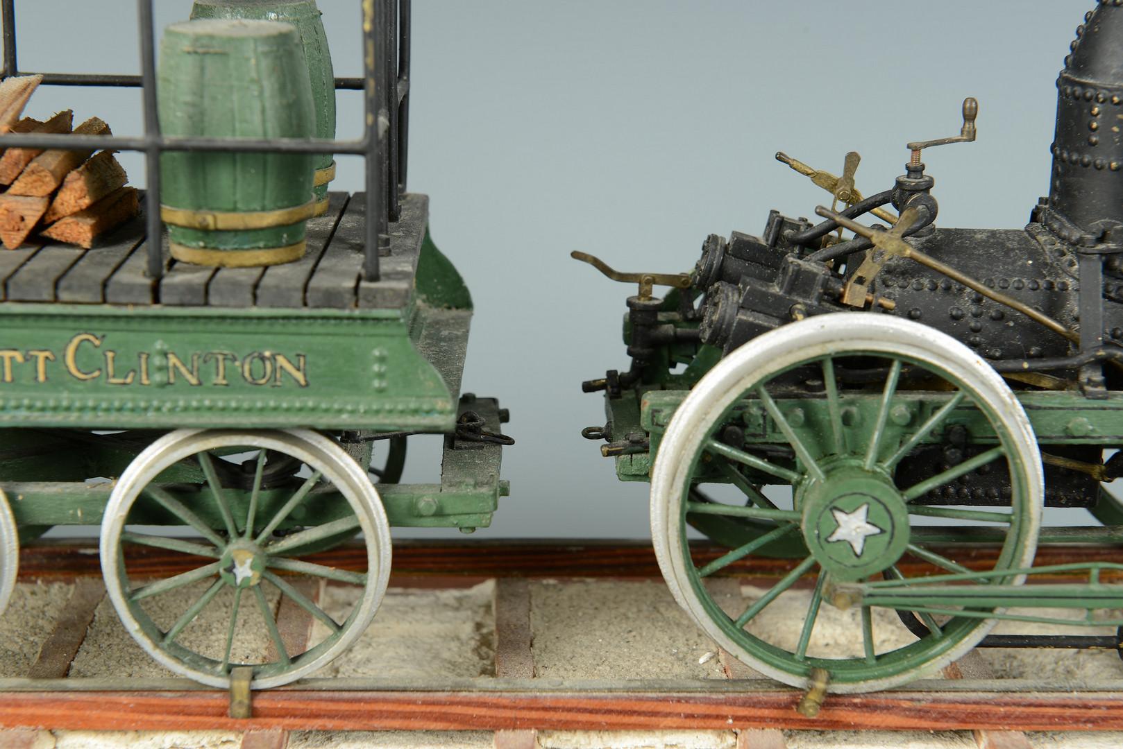 Lot 461: 1933 Dewitt Clinton Model Passenger Locomotive, Aw