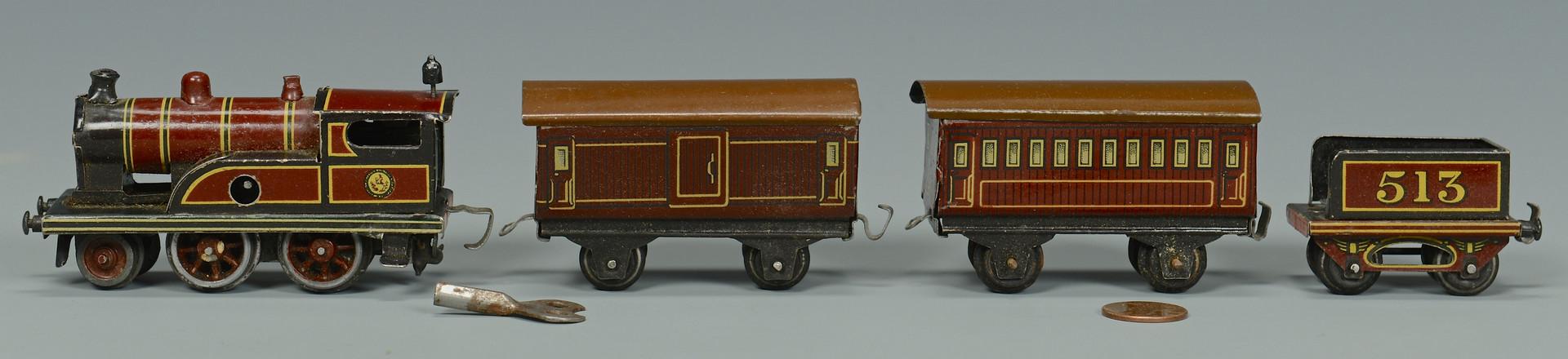 Lot 462: Boxed Train sets incl. Lionel 352E, American Flyer