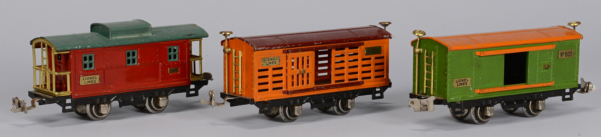Lot 467: Lionel O Gauge Train Set