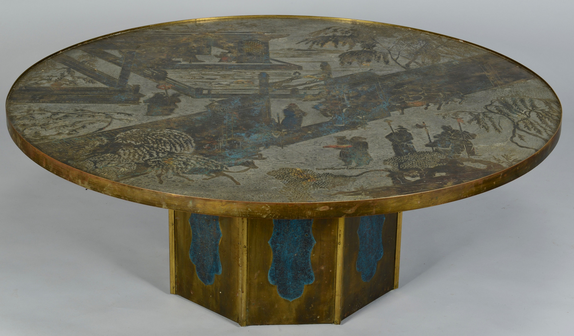 Lot 520: Laverne Chan Coffee Table