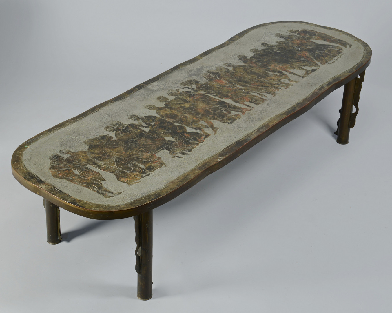 Lot 521: Laverne Rectangular Coffee Table