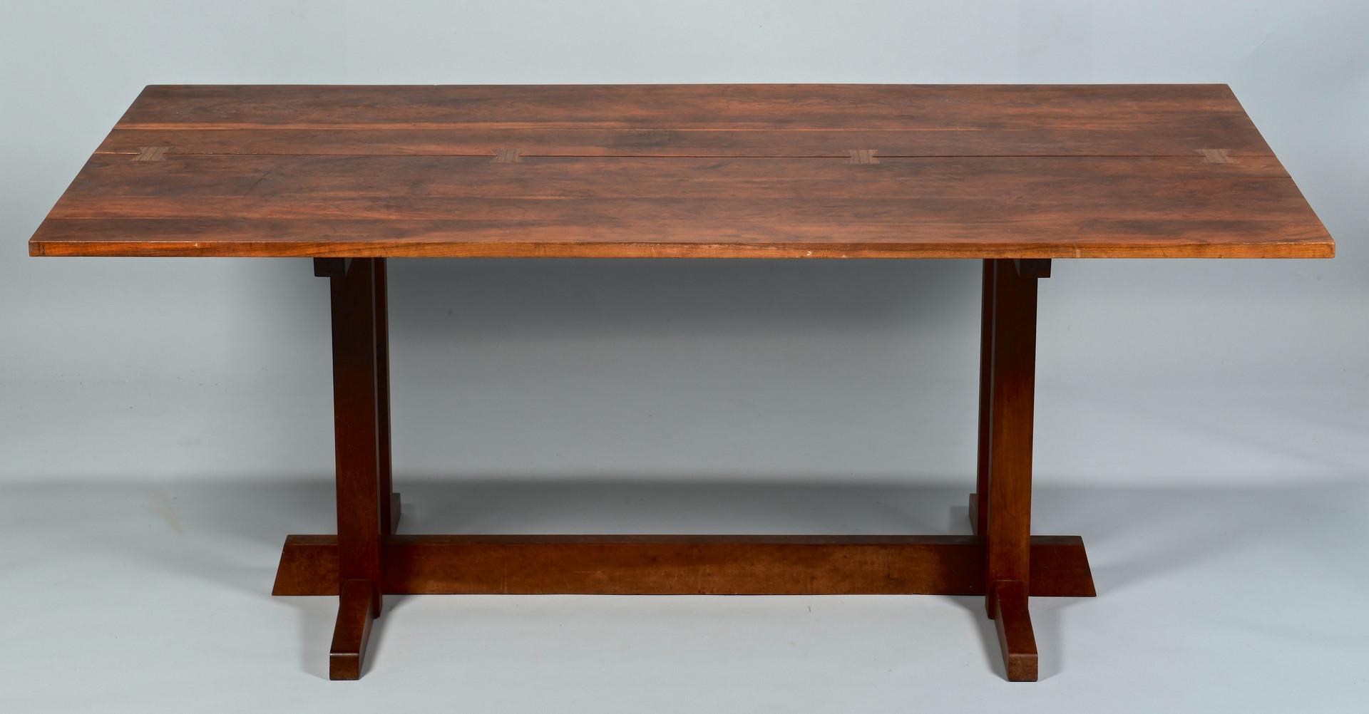Lot 522: George Nakashima Frenchman's Cove Table