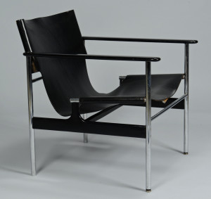 Lot 523: Charles Pollock for Knoll Chair