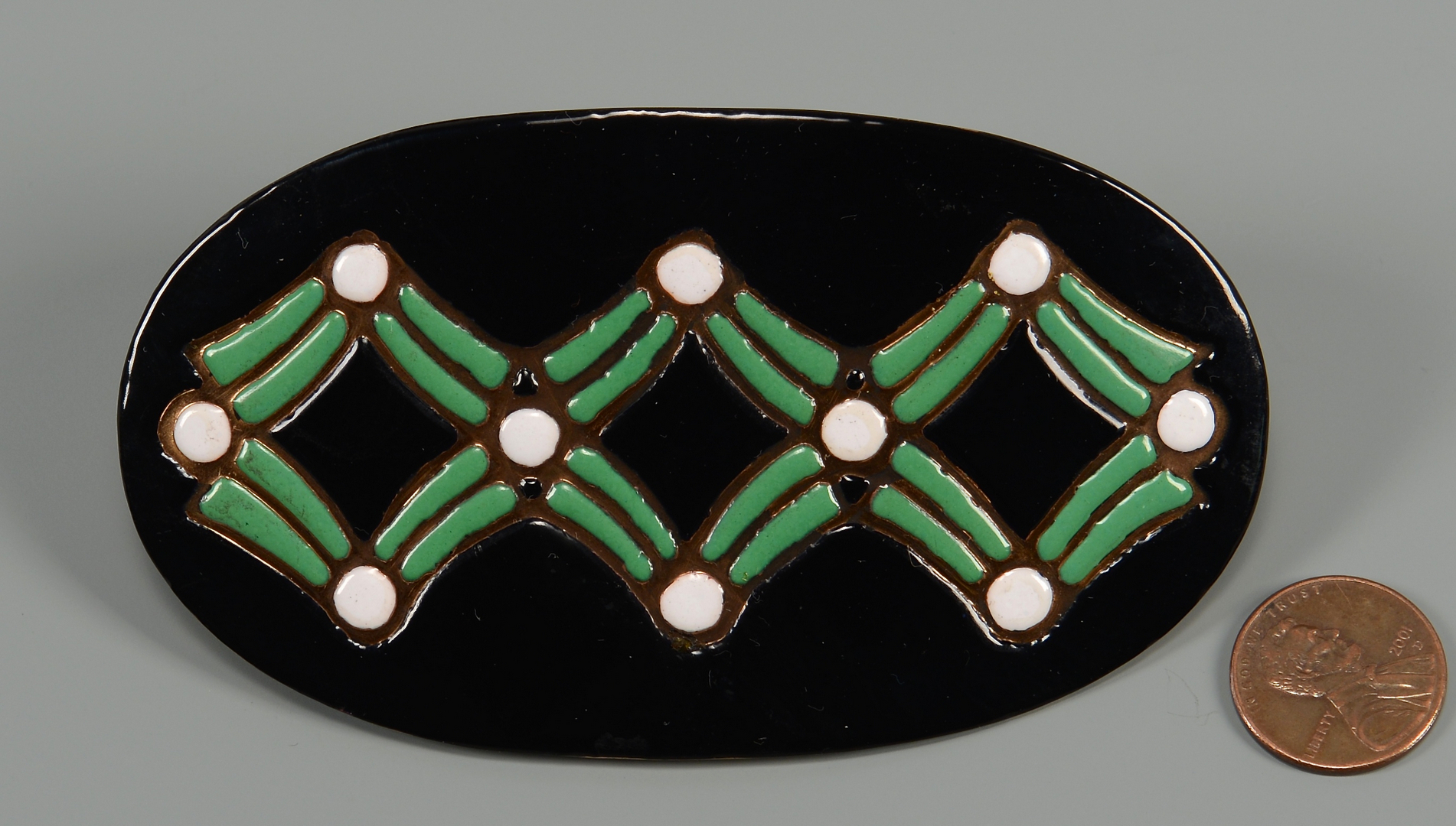 Lot 601: Margot de Taxco Belt Buckle