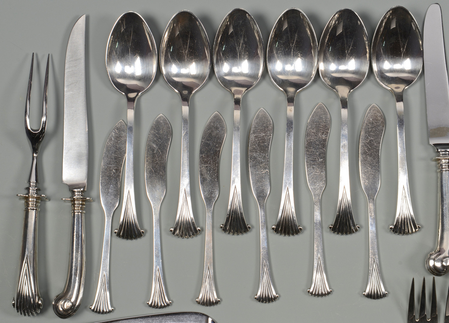 Lot 605: Onslow by Tuttle Silversmiths