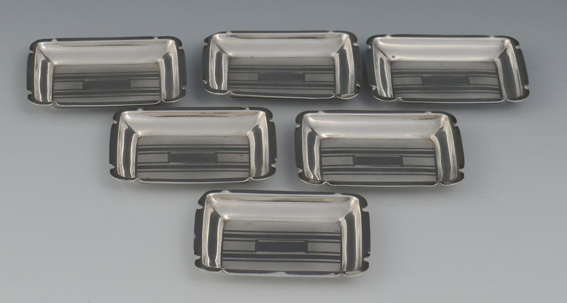 Lot 607: 10 pcs Sterling Silver