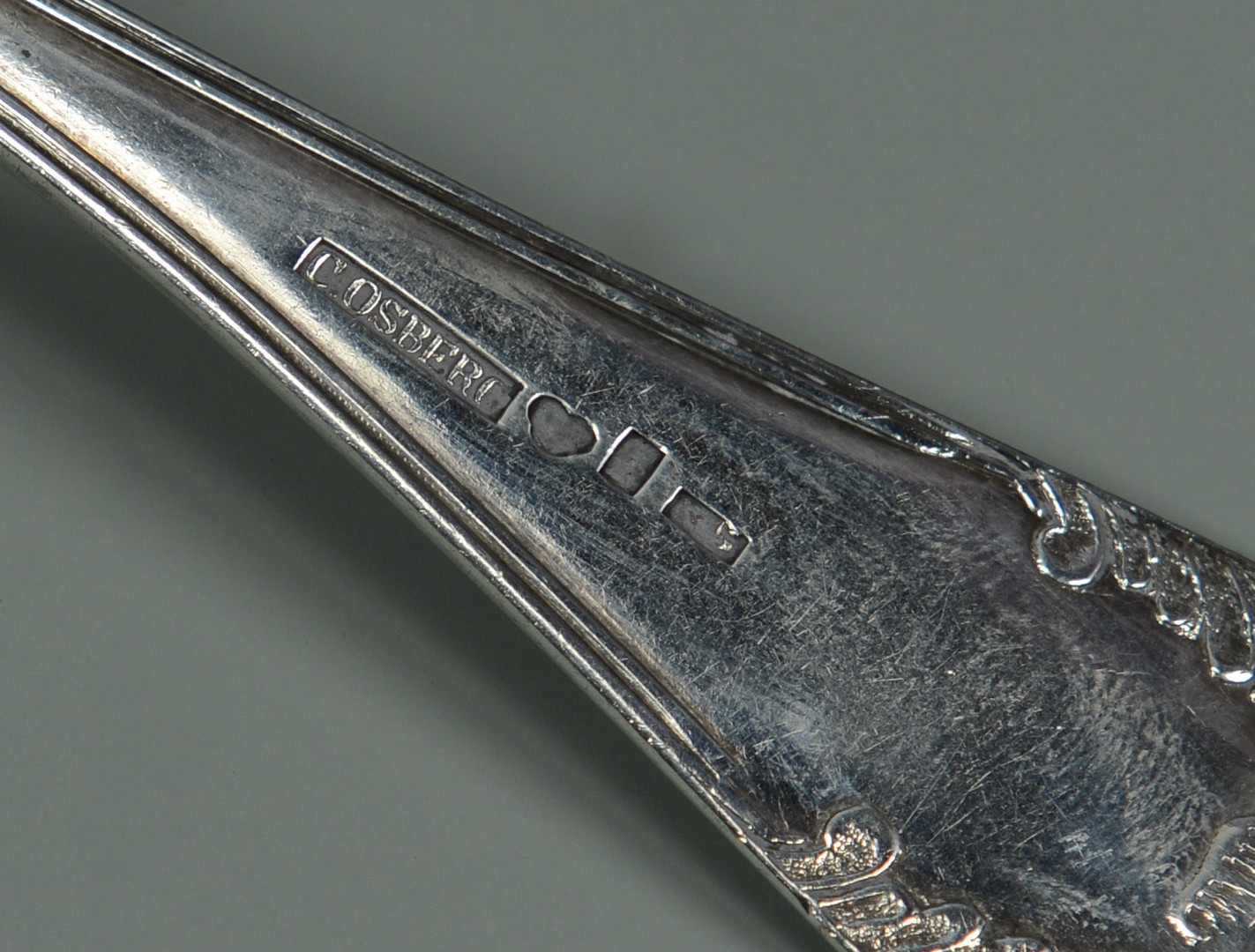 Lot 614: American & European Silver Flatware, 49 pcs.