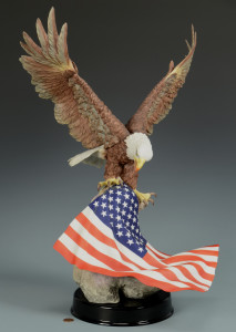 Lot 627: Boehm Patriot Eagle