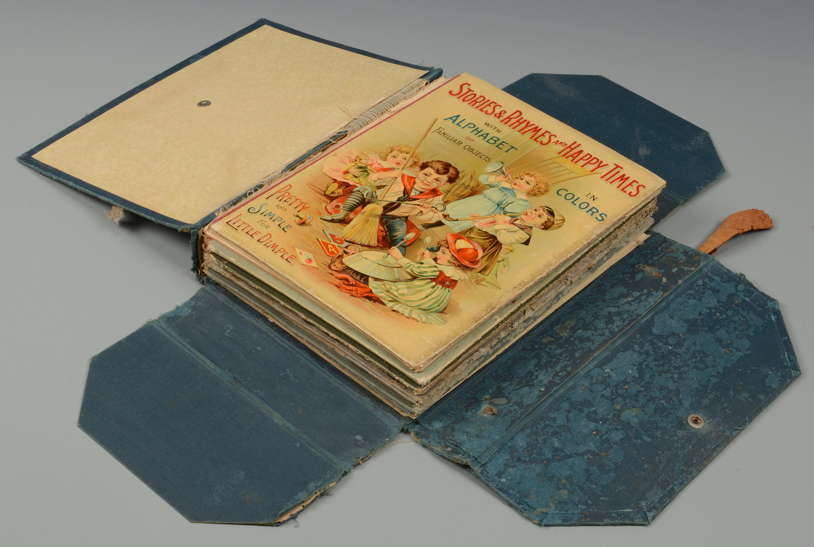 Lot 643: Collection of Children's Books & Games
