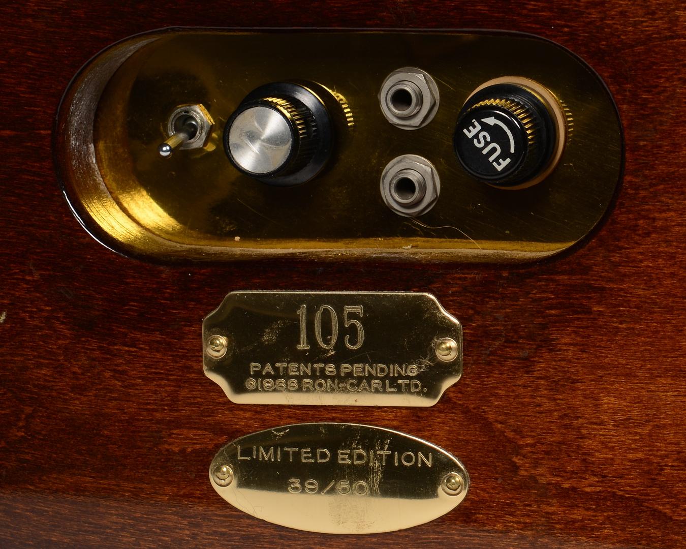 Lot 647: Limited Edition John-Paul Carousel