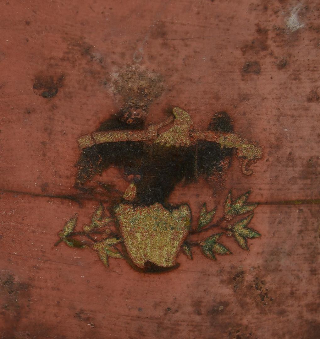 Lot 687: Elgin National Cast Iron Coffee Mill