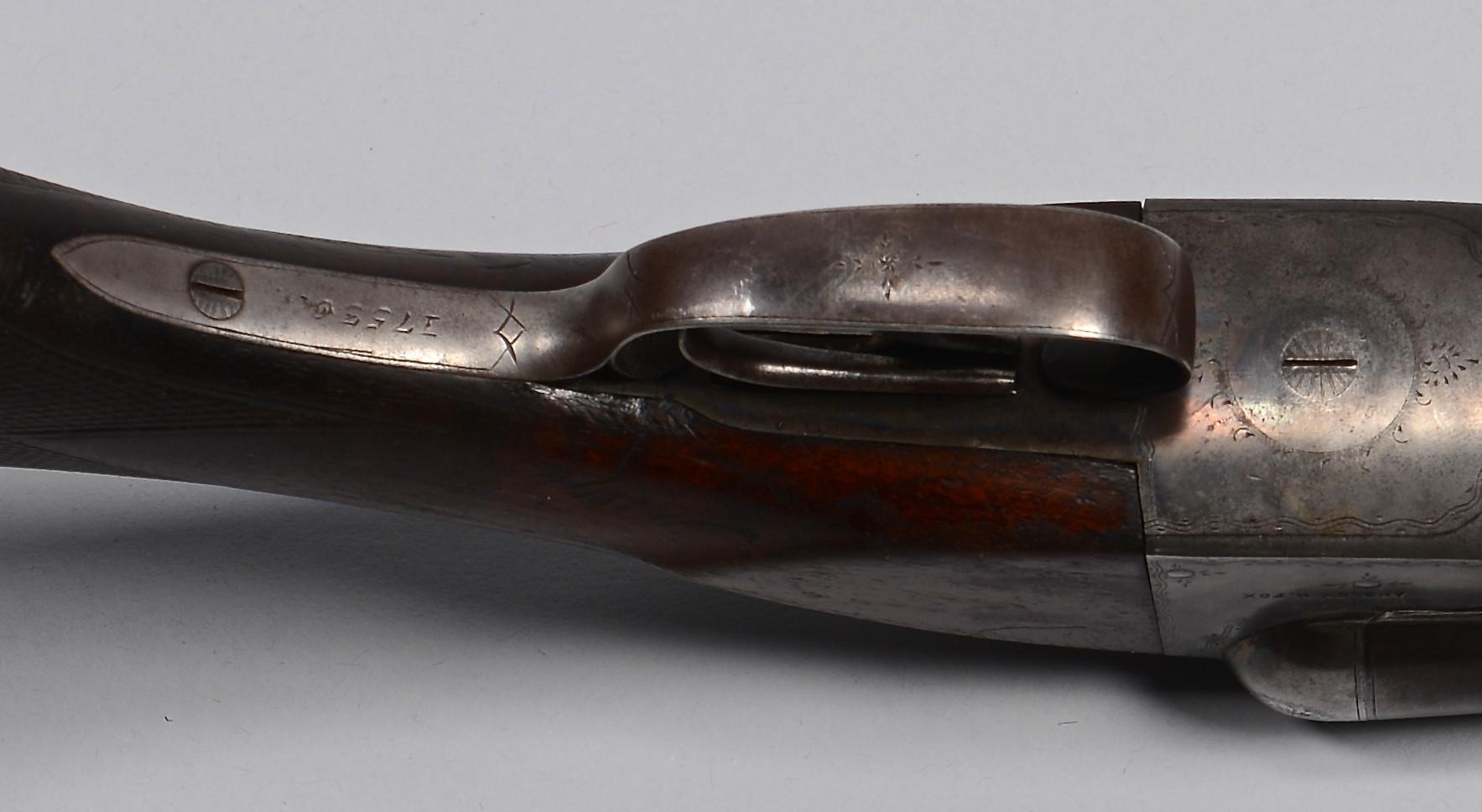 Lot 723: Ansley Fox Shotgun