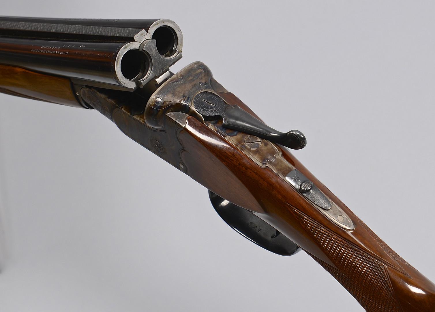 Lot 725: Acciaio Breda Italian 28 gauge shotgun
