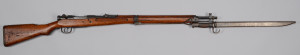 Lot 726: Japanese Type 99 Arisaka Bolt Action Rifle