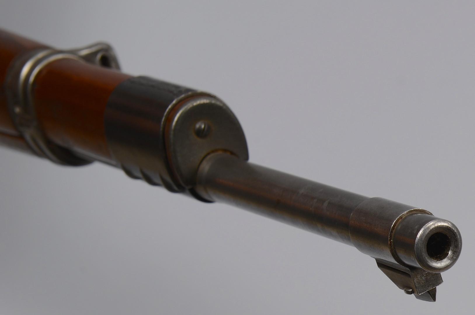 Lot 727: Model 98 German Mauser BNZ 45