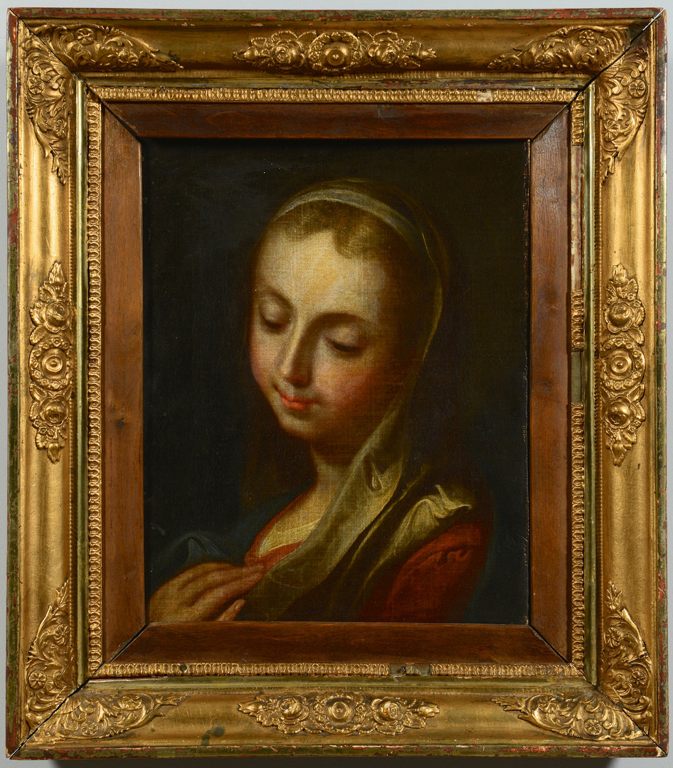 Lot 73: Austrian Portrait, pos. J. Croce