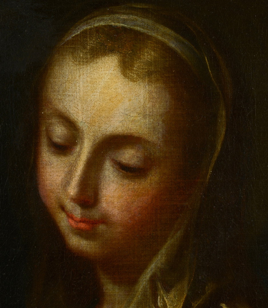 Lot 73: Austrian Portrait, pos. J. Croce