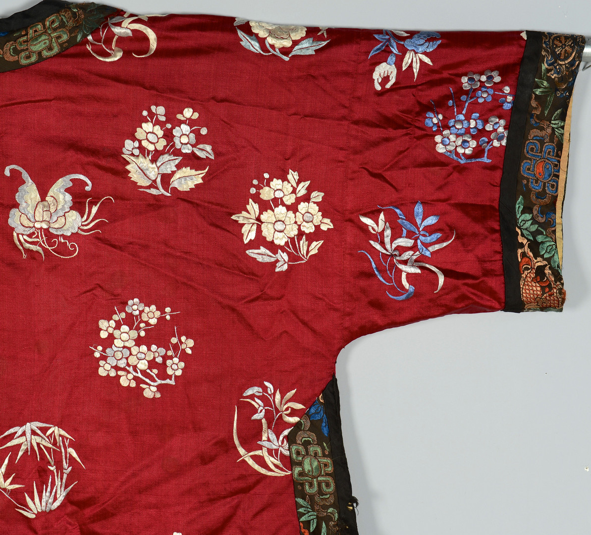 Lot 749: Japanese Ladies Robe
