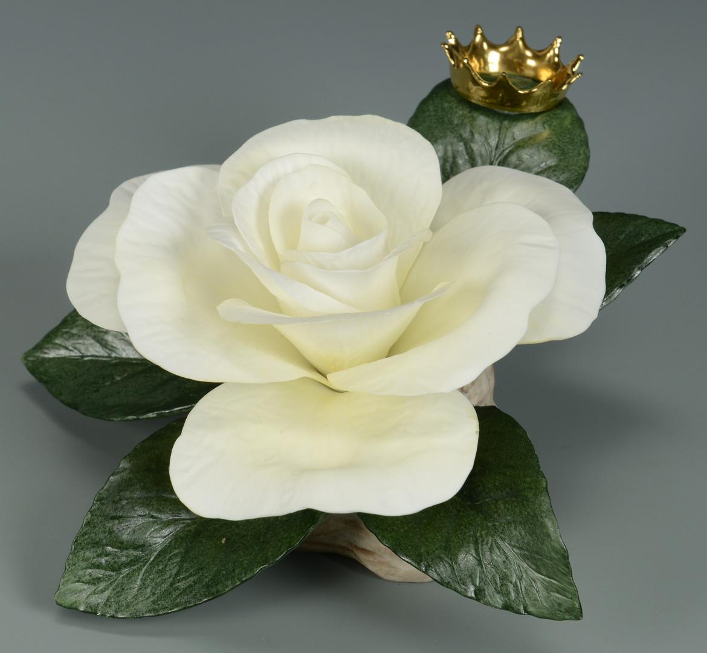 Lot 761 Boehm Princess Diana Rose