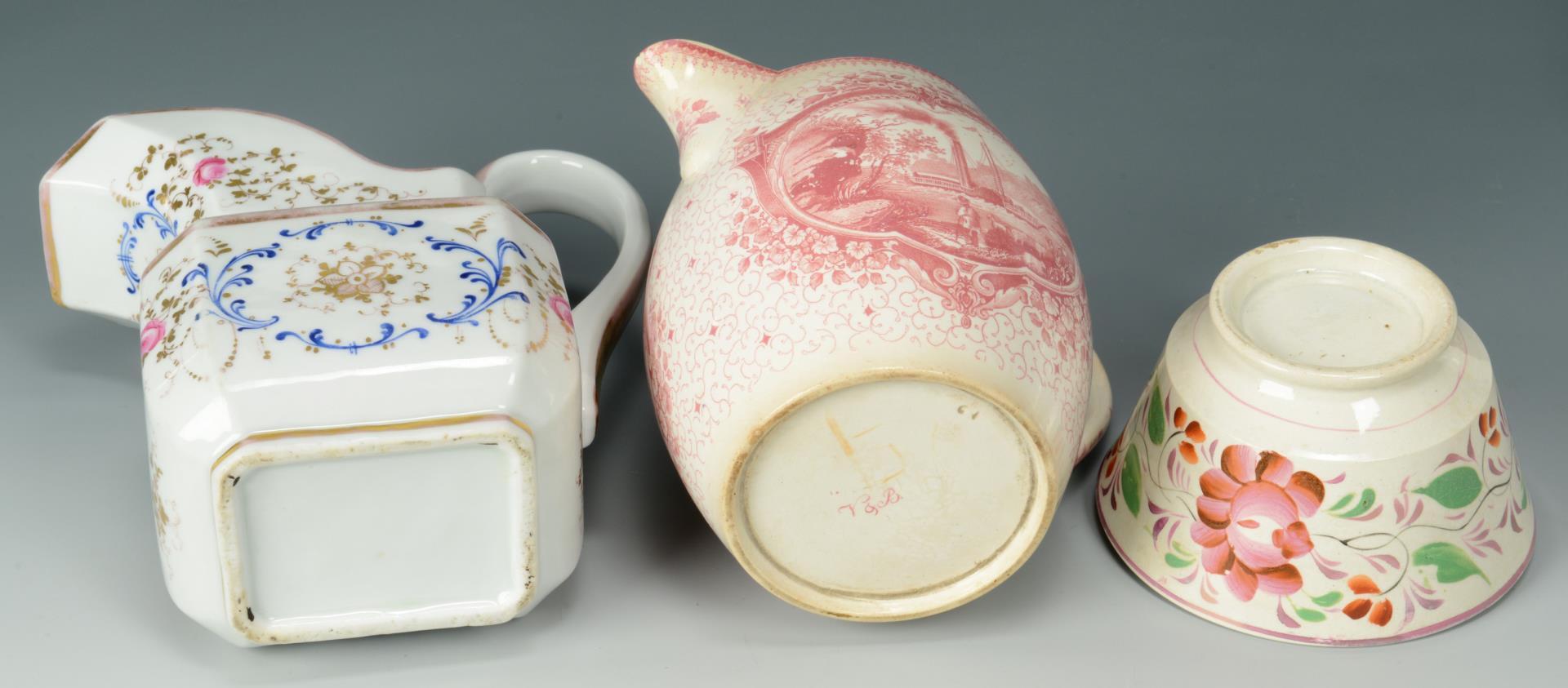 Lot 770: Assembled Group of Ceramics, 14 pcs.