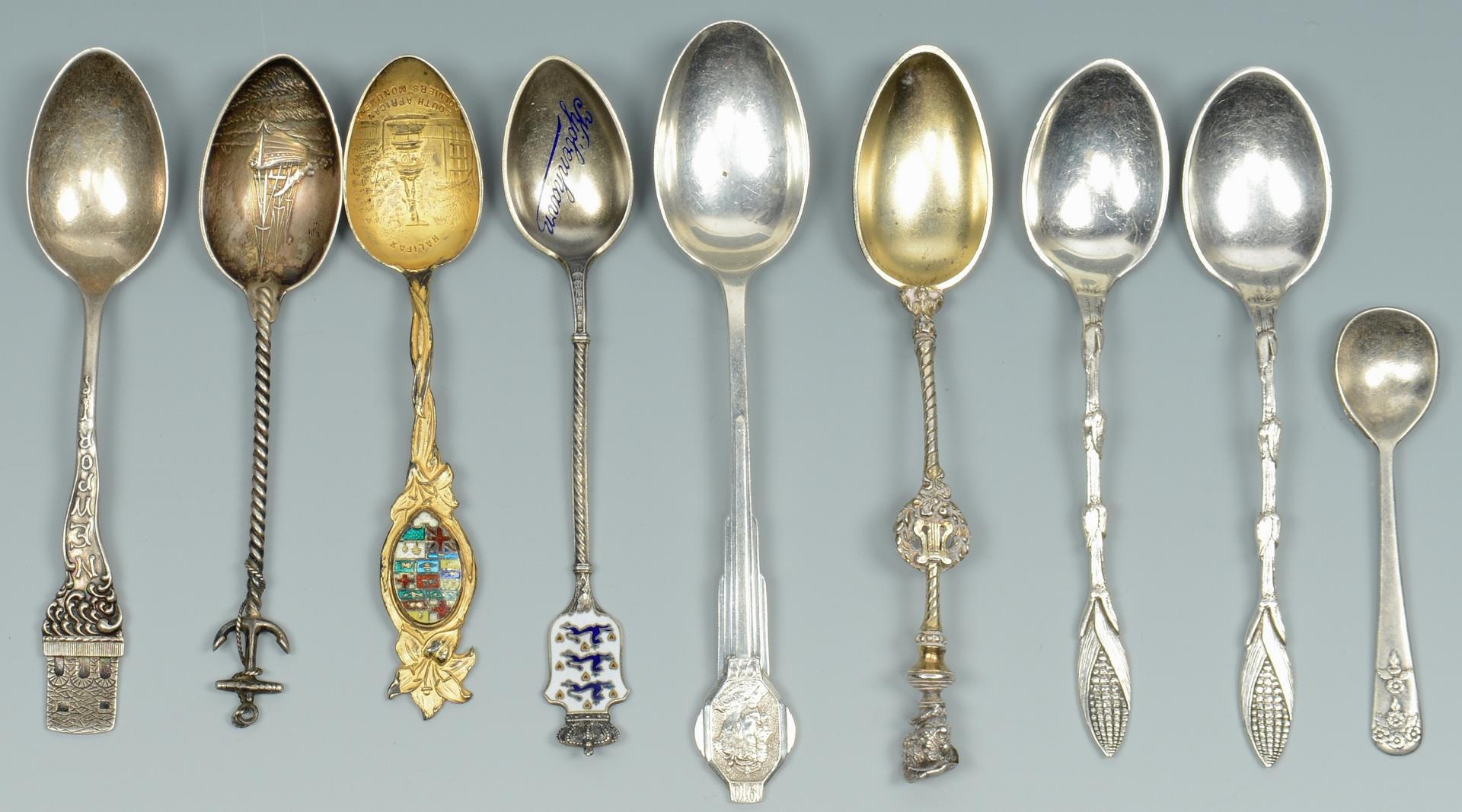 Lot 816: Misc Vintage Sterling & Jewelry