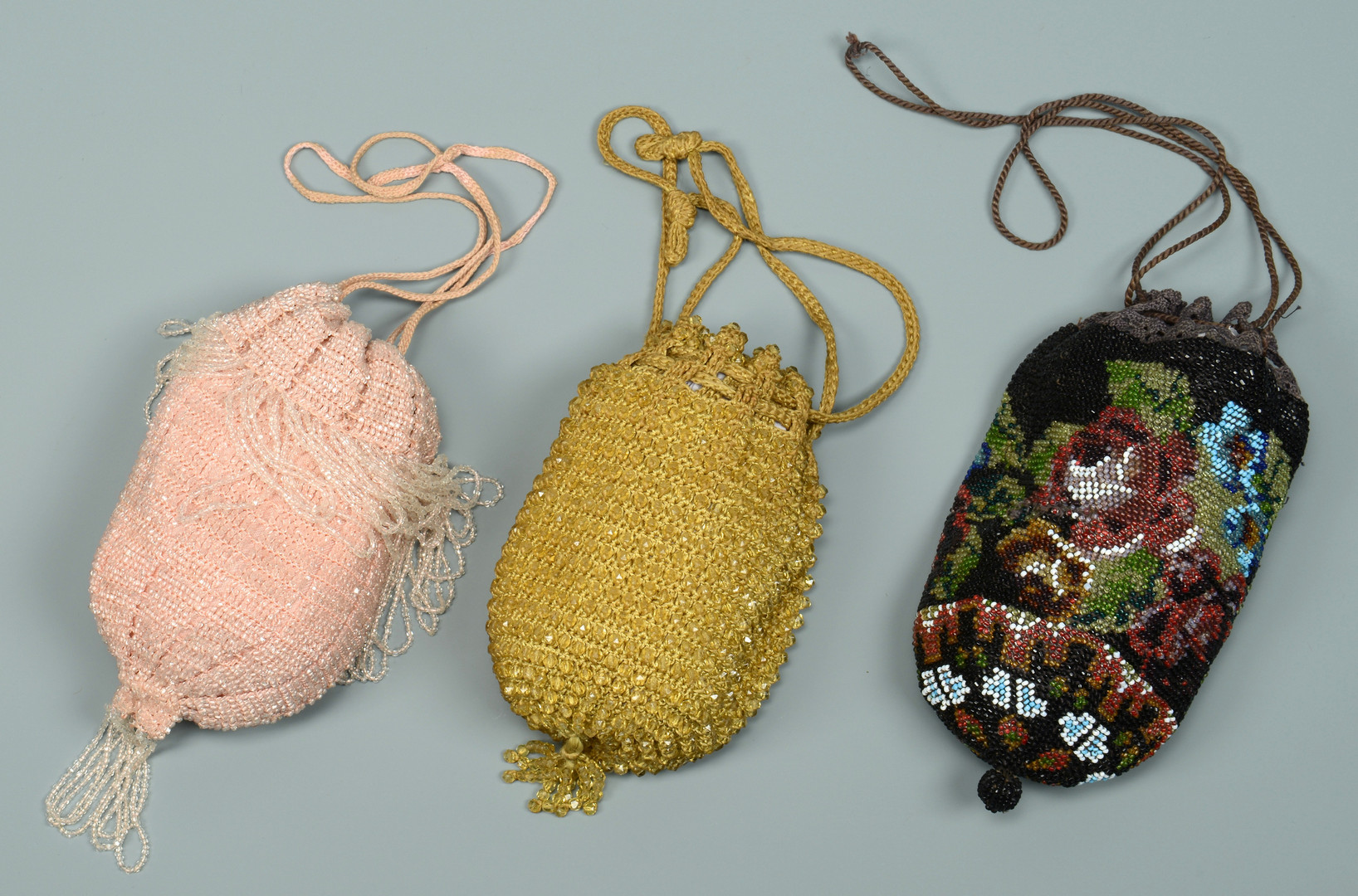 Lot 819: Vintage M. Haskell Jewelry & Purses