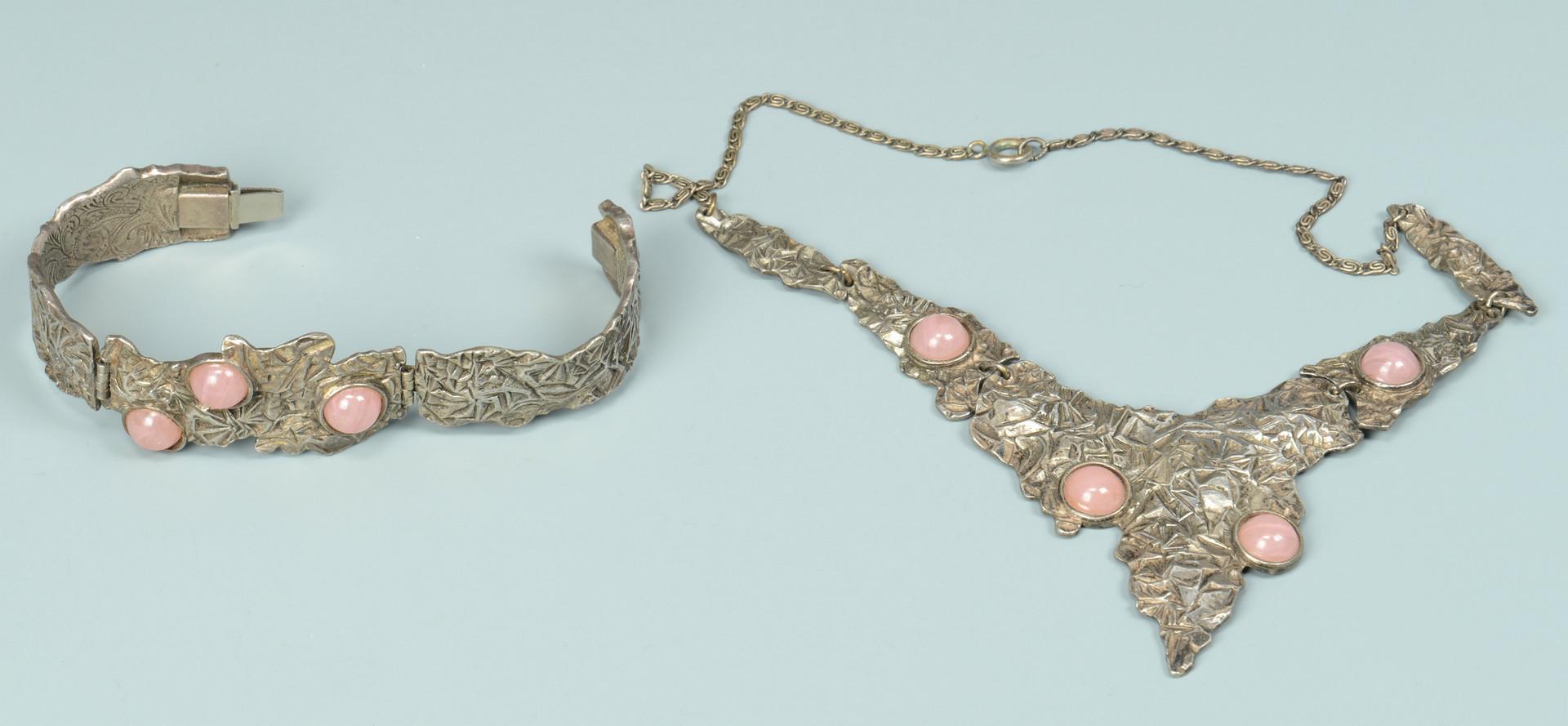 Lot 820: Vintage Designer Costume Jewelry, 19 pcs
