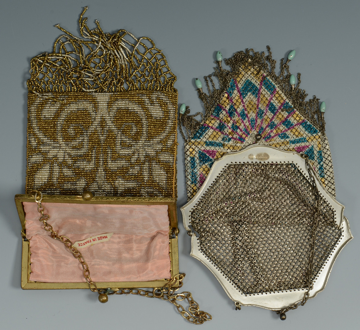 Lot 823: Grouping of 5 Ladies Purses