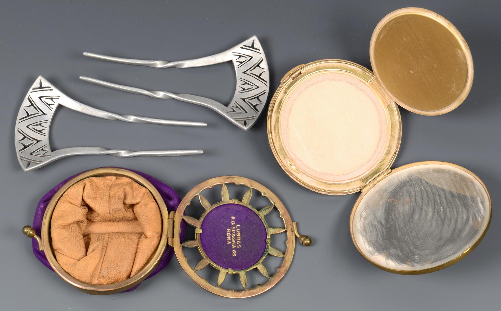 Lot 825: 7 Vintage Fashion Items