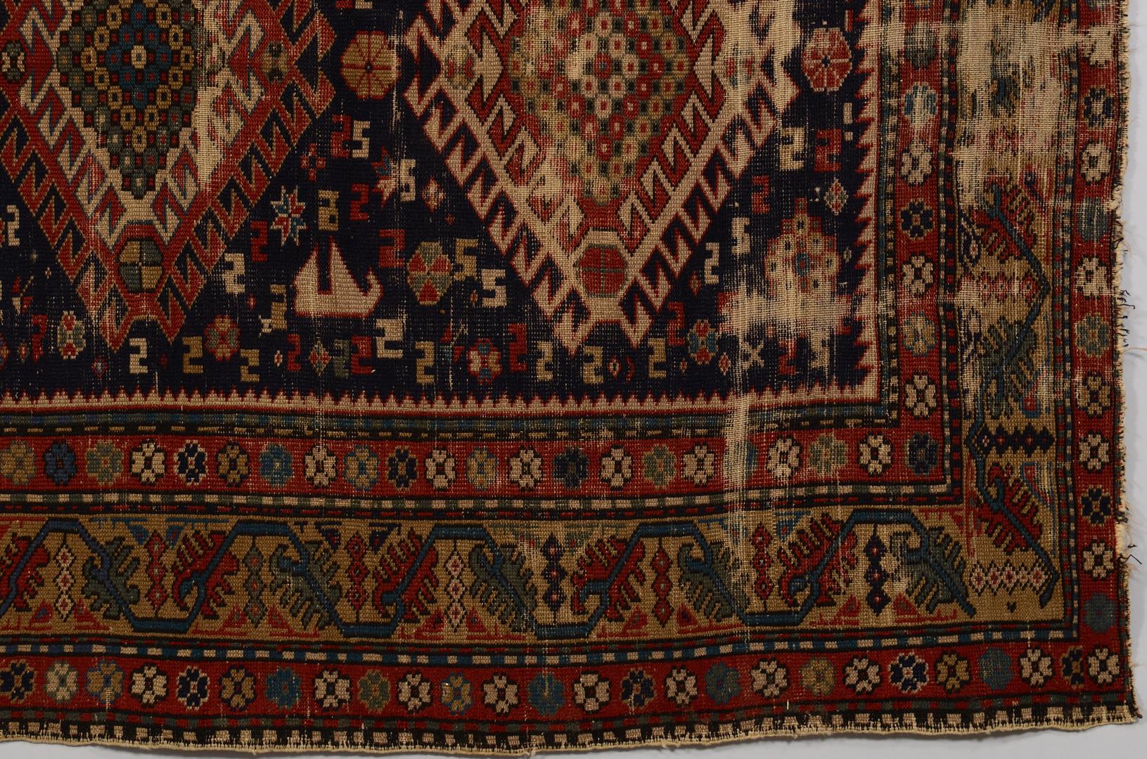 Lot 829: Antique Caucasian Shirvan