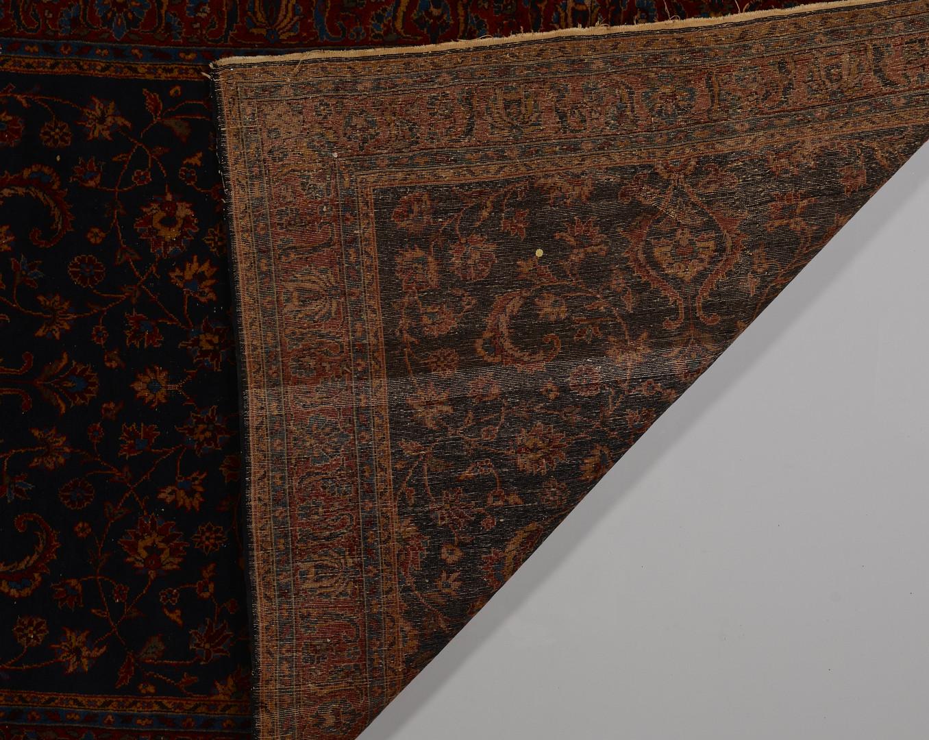 Lot 831: Semi-Antique Persian Sarouk
