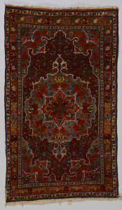 Lot 832: Antique Persian Rug
