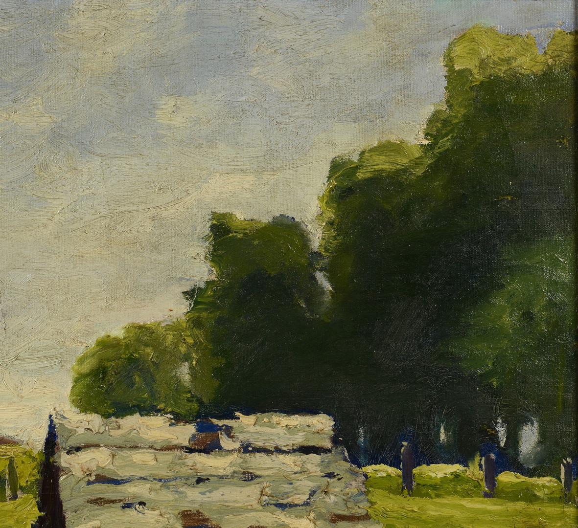 Lot 85: Kelly Fitzpatrick o/c Landscape