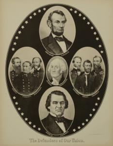Lot 98: 1864 Lincoln Campaign Poster