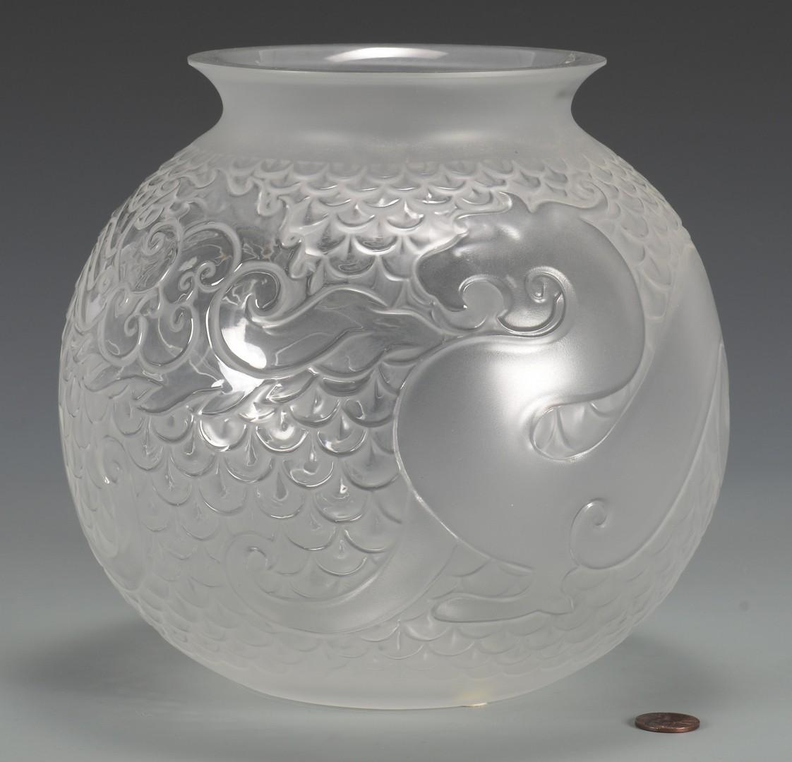 "Lot 3594174: Lalique ""Xian"" Bowl"