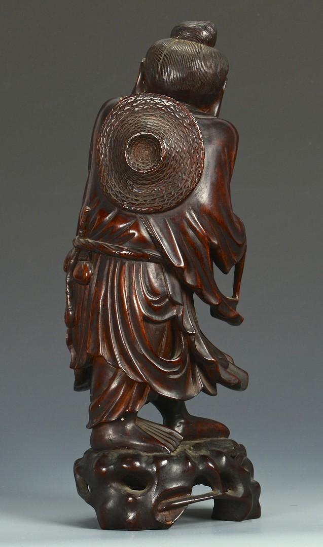 Lot 3594189: 6 Asian Decorative Items inc. Bronze