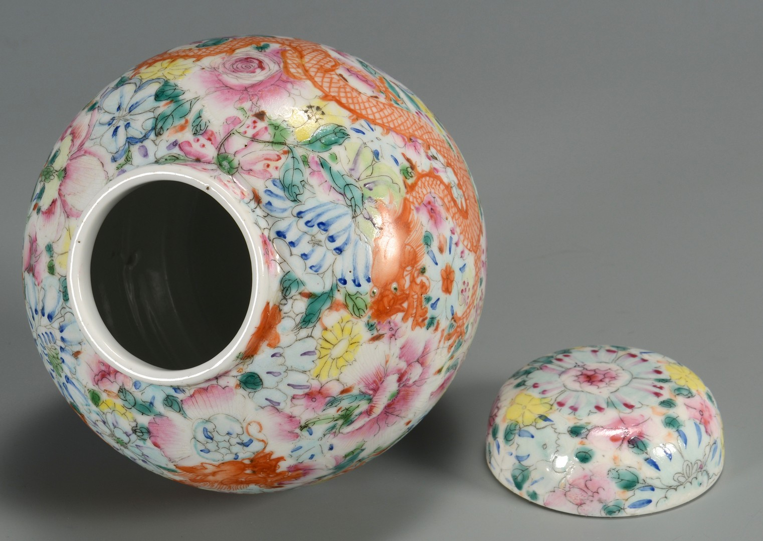 Lot 3594222: 2 Chinese Porcelain Items