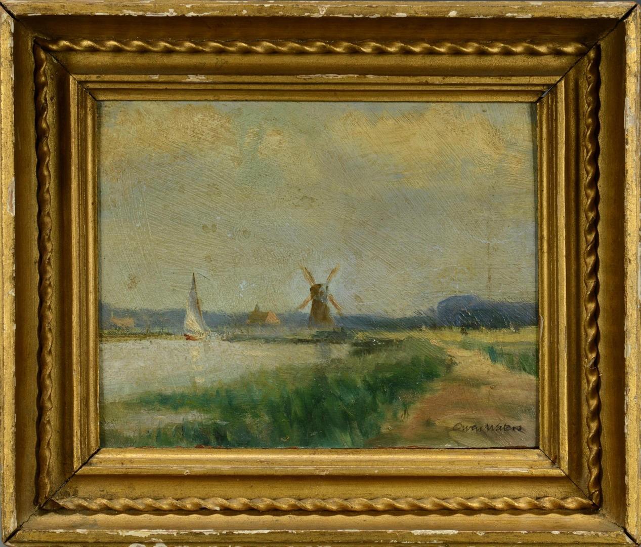 Lot 3594276: Owen Waters Landscape