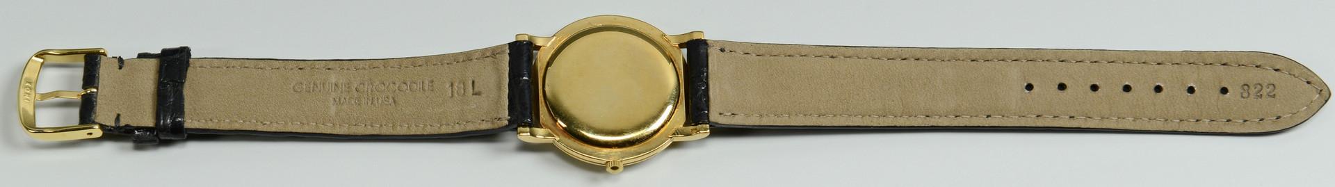Lot 112: 1950s Men's Watch Vacheron Constantin Patrimony